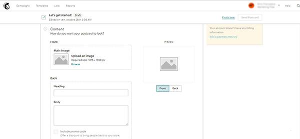 come-inviare-cartoline-postali-mailchimp
